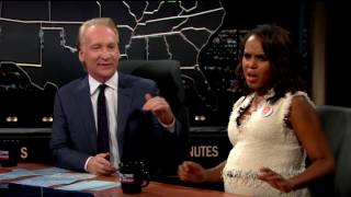Video Kerry Washington Knows Spin When She Sees It | Real Time with Bill Maher (HBO) download MP3, 3GP, MP4, WEBM, AVI, FLV Desember 2017