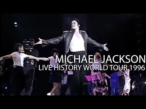 "Michael Jackson - ""Heal The World"" live HIStory Tour in Brunei 1996 - Enhanced - HD"