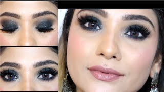 shimmery smokey eyes Tutorial || shystyles