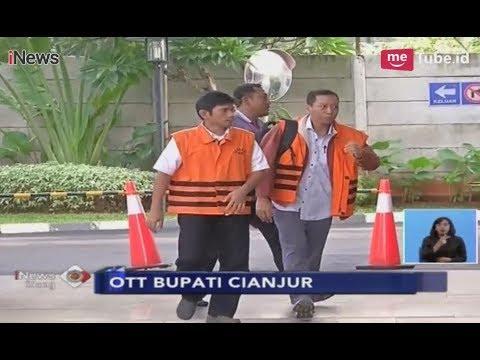 Selain Bupati Cianjur, Ini 3 Nama Terjerat OTT KPK Ditatapkan sebagai Tersangka - iNews Siang 13/12