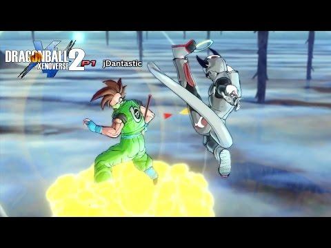 Flying Nimbus Is ACTUALLY AMAZING! Frieza vs Earthling Patroller | Dragon Ball Xenoverse 2 Battles