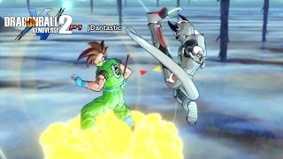 flying nimbus is actually amazing frieza vs earthling patroller   dragon ball xenoverse 2 battles