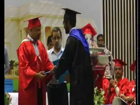 IIT Roorkee Convocation 2015 Part-II