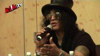 [HD] Slash in Singapore: The Interview