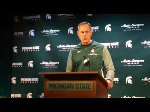 Mark Dantonio wants to see team respond after win at Michigan