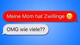 30 WhatsApp CHATS von echten DUMMKÖPFEN!