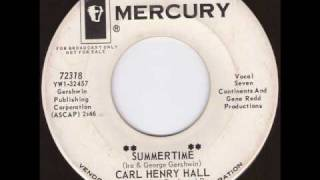 Carl Henry Hall - Summertime
