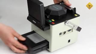 Сварочный аппарат для оптоволокна DVP 730(Сварочный аппарат DVP-730 (аналог Fujikura FSM-50S) позволяет сваривать оптоволоконные кабели любых типов. Отличная..., 2010-05-18T14:07:46.000Z)