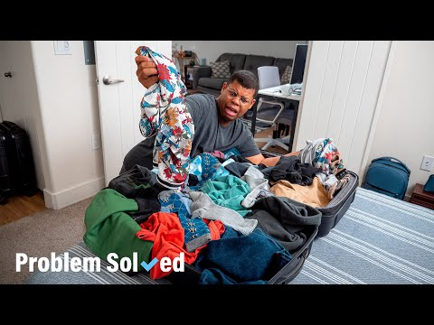 4 things to know when packing for travel | Problem Solved