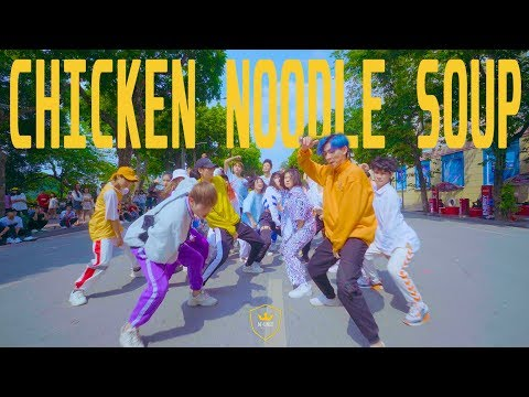 [KPOP IN PUBLIC] Chicken Noodle Soup - j-hope Choreography and Cover by W-Unit from Vietnam