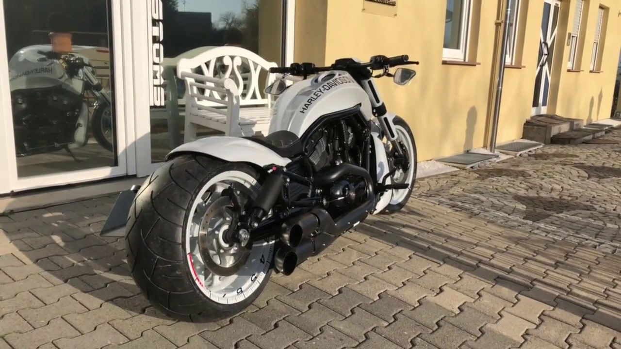⭐️ Harley Davidson Night Rod Special by 69Customs Exhaust Sound