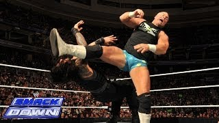 CM Punk & The New Age Outlaws vs. The Shield: SmackDown, Jan. 10, 2014