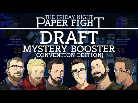 Mystery Booster - Convention Edition || Friday Night Paper Fight
