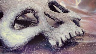 DIY Skull Mask Tutorial (Halloween)