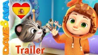 Baixar 🐾 La Familia Dedo - Trailer   Canciones Infantiles y Canciones para Niños de Dave y Ava 🐾