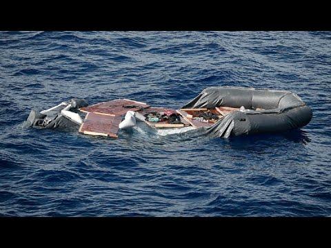 خفر السواحل الليبي يعلن فقدان 30 مهاجرا على الأقل بعد غرق قاربهم قبالة صبراتة  - نشر قبل 2 ساعة