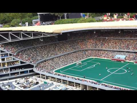 Legoland Deutschland - Miniland Allianz Arena HD