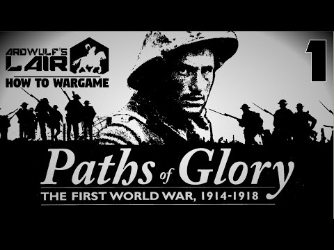 How to Wargame 1: Paths of Glory — Introduction & Components