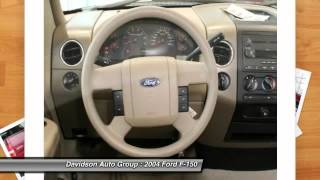 2004 Ford F-150 - Crew Cab Pickup Watertown NY R047717