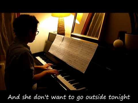 Birdy - The A Team [Ed Sheeran] (Piano Cover / Lyrics & Song)