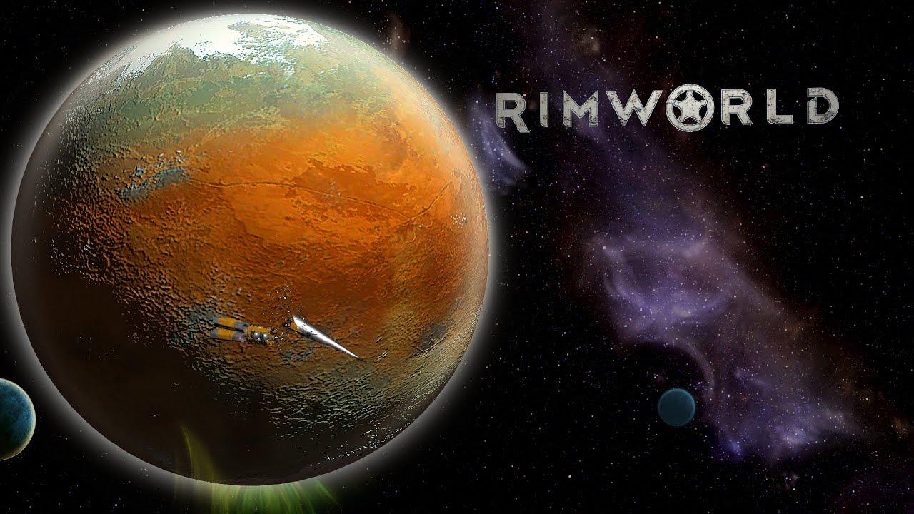 Rimworld title screen concept revisions youtube - Title wallpaper ...