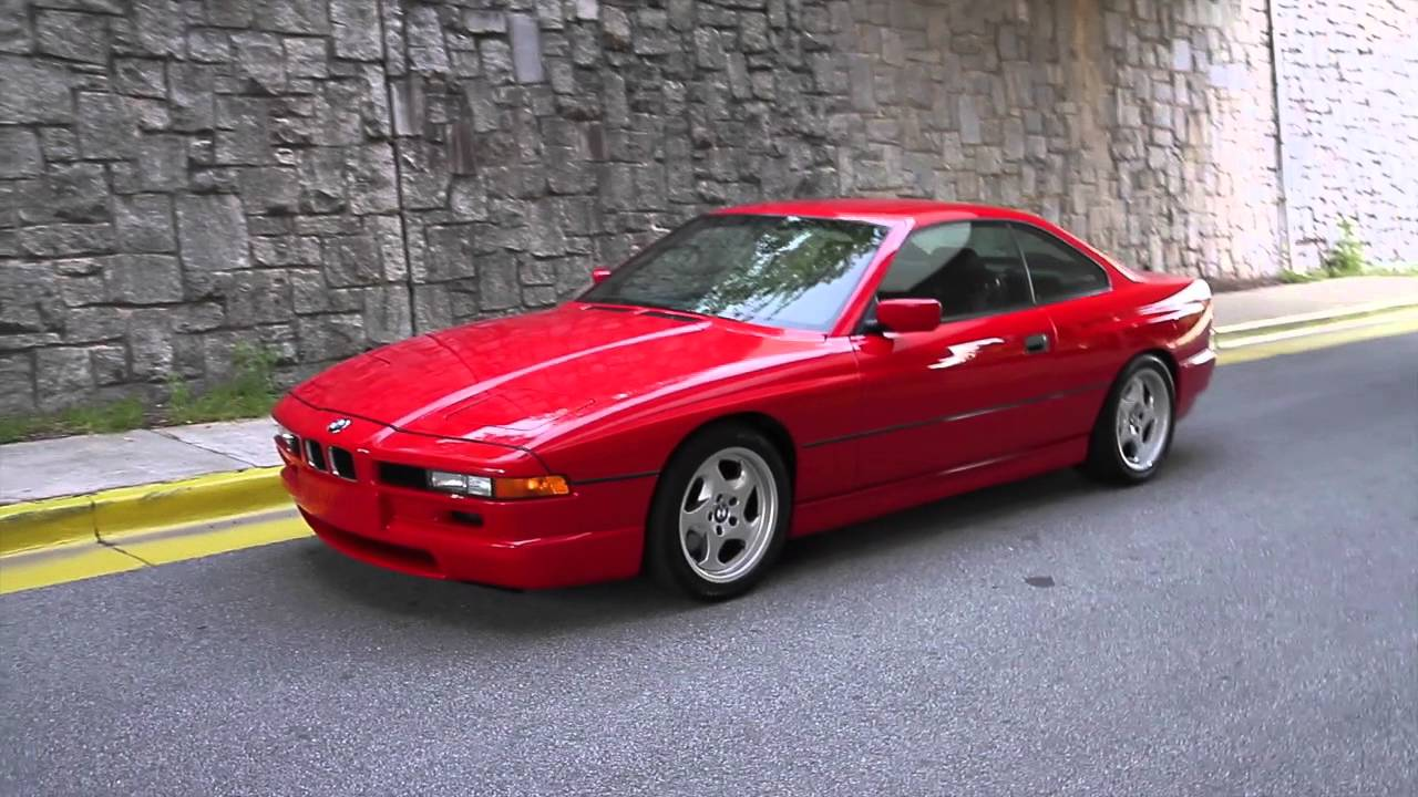 1994 BMW 850CSi for sale - YouTube