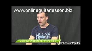 Best Online Guitar Lesson - Guitartricks Vs Jamplay