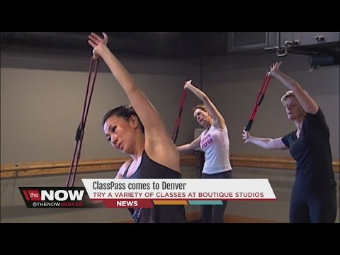 ClassPass comes to Denver, workout enthusiasts can try boutique fitness studios for a flat rate