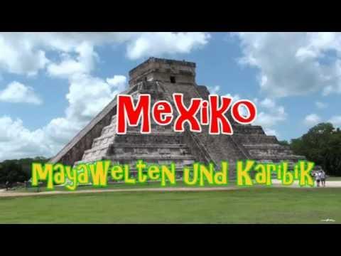 Mexikofilm - Reisebericht über eine Rundreise im Yucatan