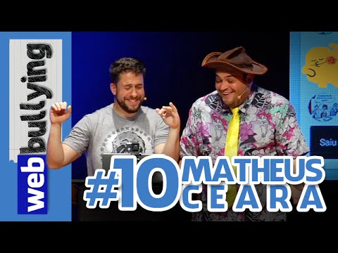 WEBBULLYING NA TV #10 - MATHEUS CEARÁ (Programa Pânico)