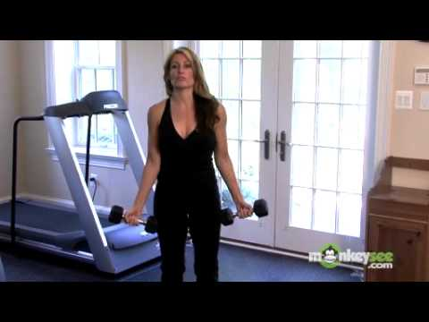Free Weights - The Alternating Bicep Curl