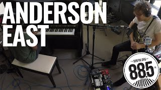 "Anderson East || Live @ 885 KCSN || ""King for a Day"""