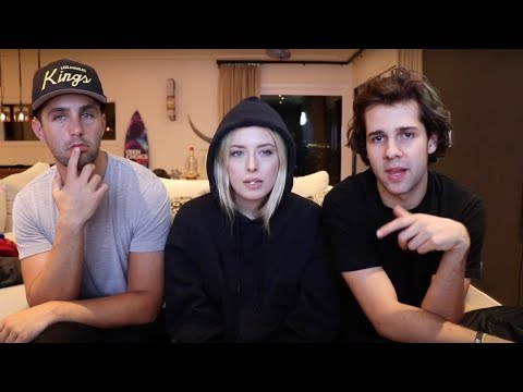 Q&A W DAVID DOBRIK, JOSH PECK & JASON NASH!