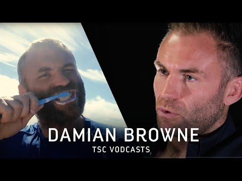 """""""I grew stronger while lost at sea"""" - Damian Browne 