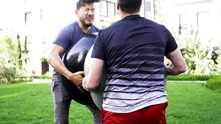 Markiplier Gets DESTROYED by Giant Balls