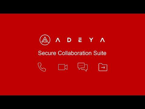 Adeya Collaboration Suite