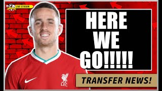 DONE DEAL✅✅Liverpool sign Diogo Jota  for 45m | Liverpool Transfer News