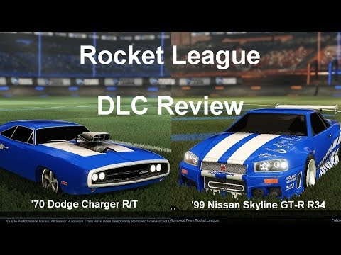 Rocket League Fast and Furious DLC Review