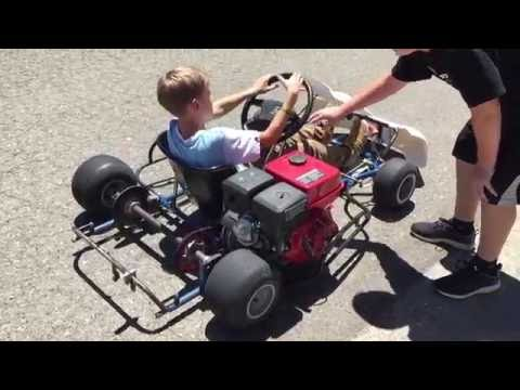 9HP GO KART PROJECT