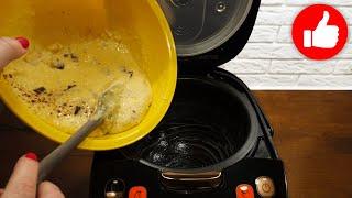 Обалденный Пирог на скорую руку с любой начинкой в мультиварке Я поделилась рецептом манника