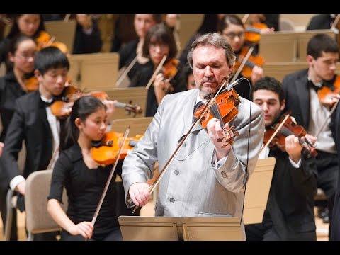 """Mark O'Connor's """"The Improvised Violin Concerto"""" (Complete)"""