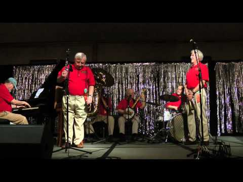 """I'LL BE A FRIEND WITH PLEASURE"": BOB SCHULZ'S FRISCO JAZZ BAND at DIXIELAND MONTEREY 2012"