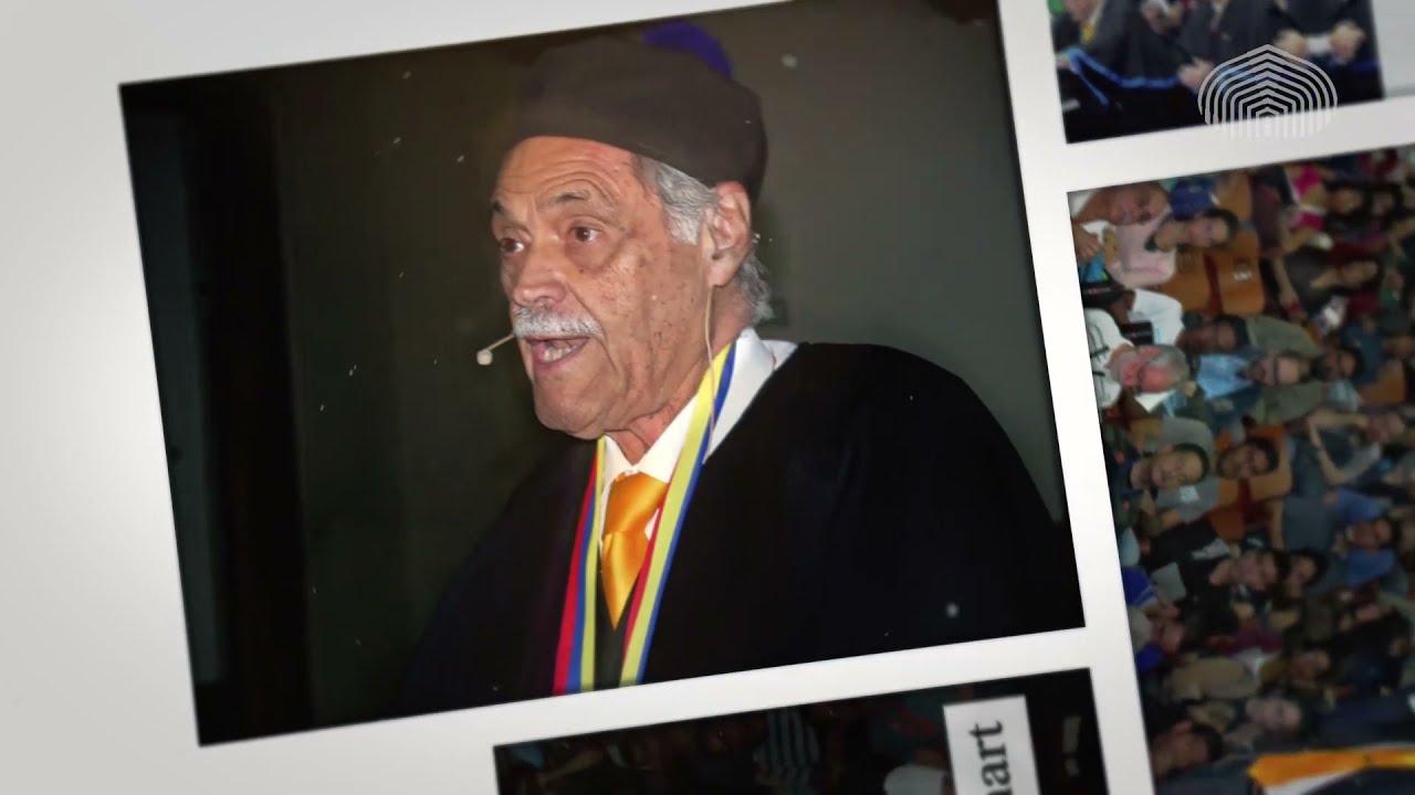 Conmemorativo Profesor Enrique Planchart 2021