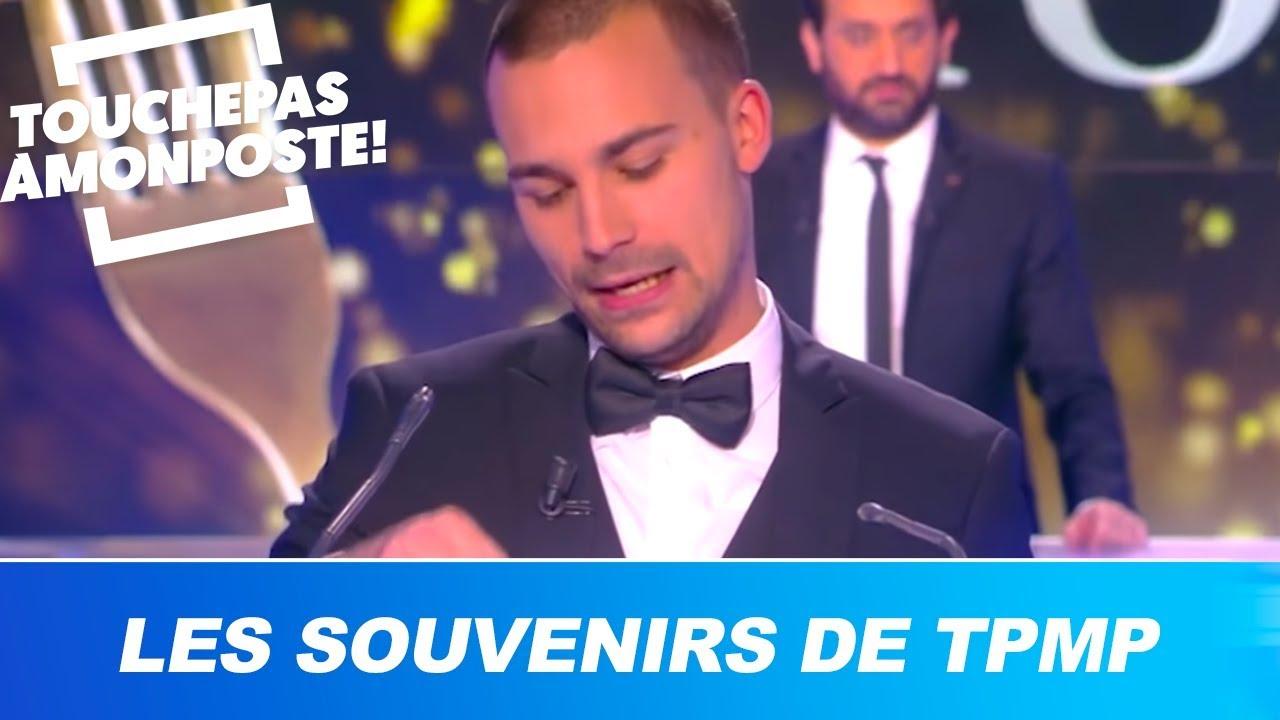 Bertrand Chameroy décernait les saucisses d'or aux chroniqueurs - Les souvenirs de TPMP