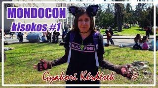 MONDOCON KISOKOS #1 Gyakori kérdések || MondoCon 2018 tavasz