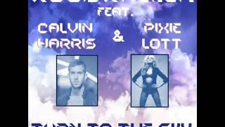 Woodwalker - Turn To The Sky feat. Calvin Harris & Pixie Lott (Instrumental Prod. by Winghen)