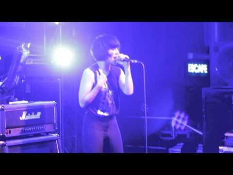 Atari Teenage Riot - Speed (Live @ Blondie, Santiago de Chile( 08/06/2012