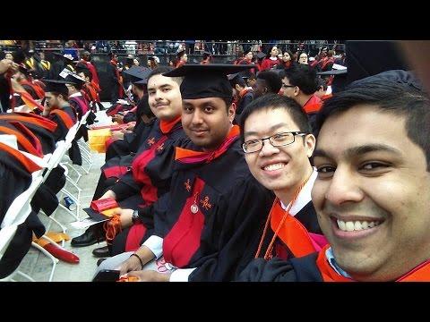 Cunav Puthur Graduation Class of 2016 Rutgers University