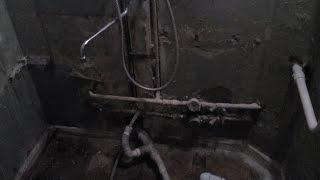 Замена сантехники Бровары Короленко 68(Поступил звонок в выходной день, спросили выполняем ли мы замену водопровода, канализации- простыми словам..., 2016-07-25T13:43:50.000Z)