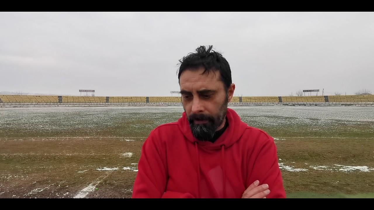 Constantin Olariu - declarație la început de pregătire de iarnă (21.01.2020)